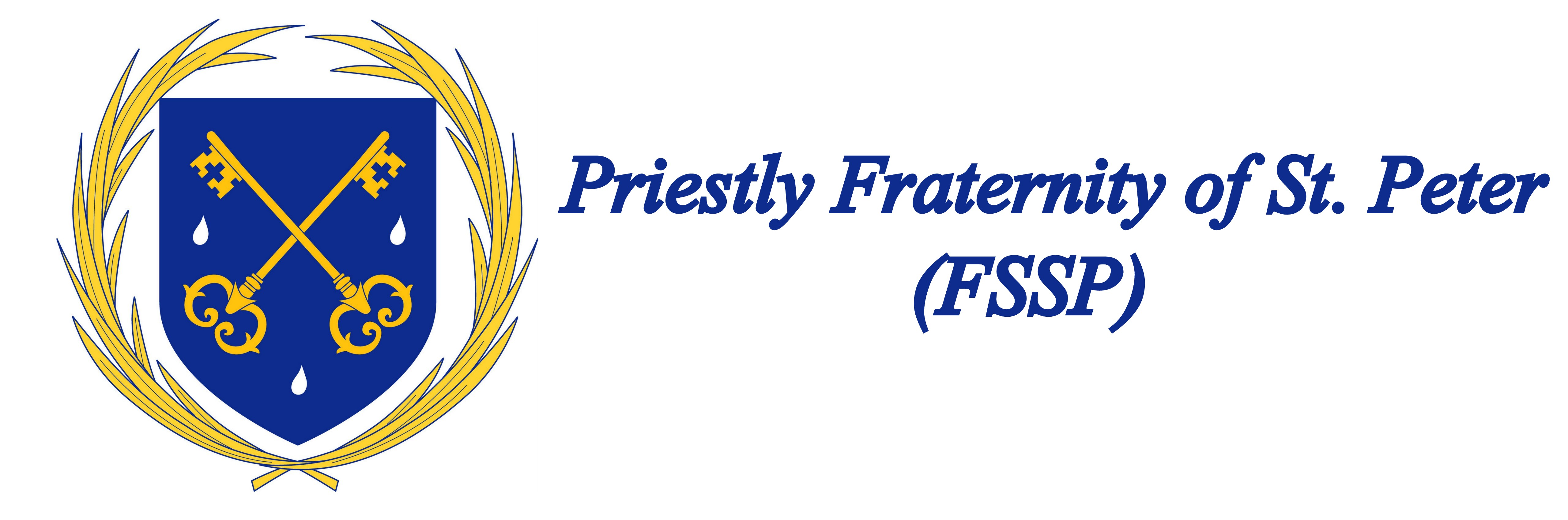 Priestly Fraternity Of St Peter Fssp Page 3