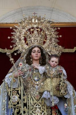 Nuestra Señora del Carmen Coronada de Malaga