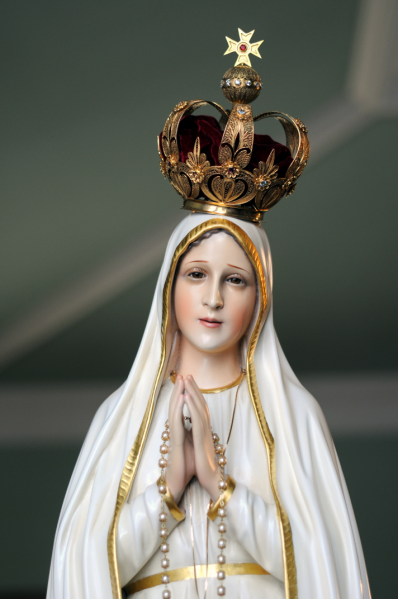 2014 international pilgrim virgin statue of our lady of for Where to buy photography