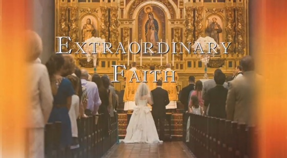 Extraordinary Faith Title