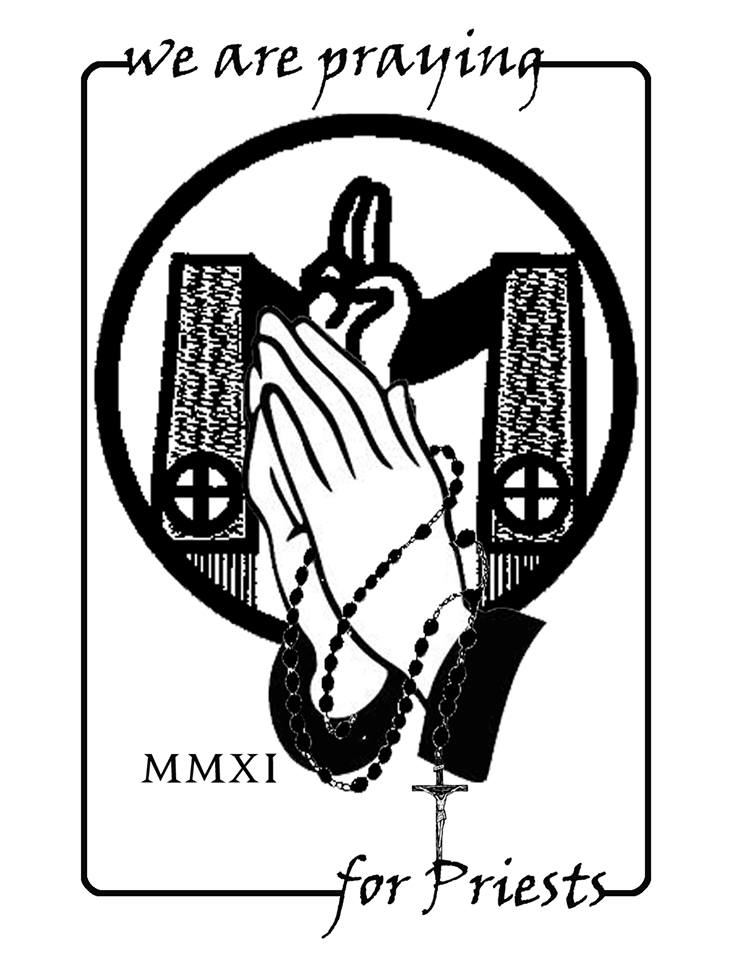 Feature Of The Week We Are Praying For Priests