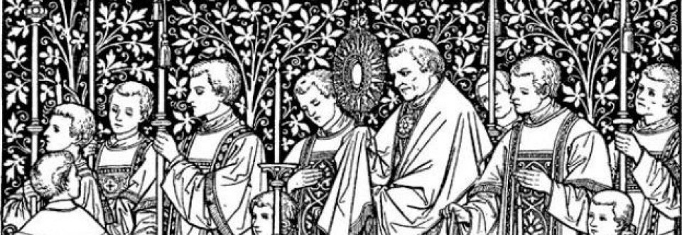 Image result for eucharistic procession