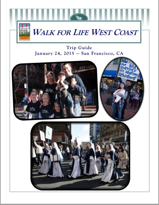 Walk for Life Trip Guide