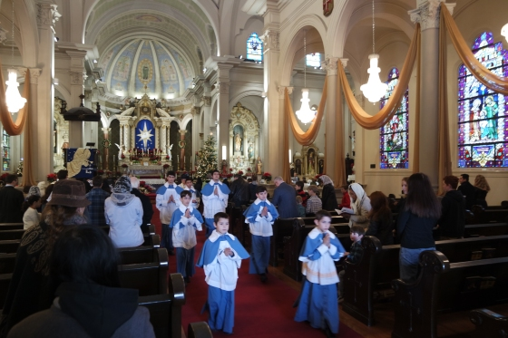 Photos: Octave of Christmas – New Year\'s Day (January 1, 2016) |