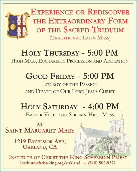 Add for SanFran-Holy Week2016